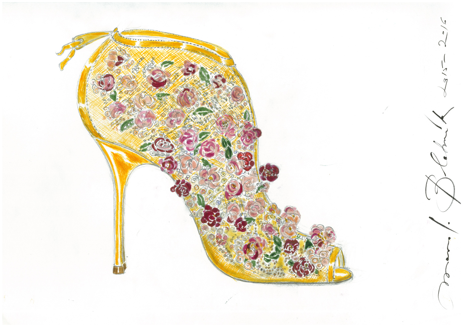 4ef95afd1be Manolo Blahnik: The Art of Shoes