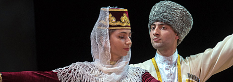 Day of the Culture of Ossetia in the State Hermitage