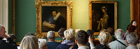 Rembrandt's Masterpieces Make a Triumphant Return to the Hermitage
