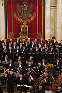 Long Live the Hermitage! Concert in the St. George Hall of the Winter Palace