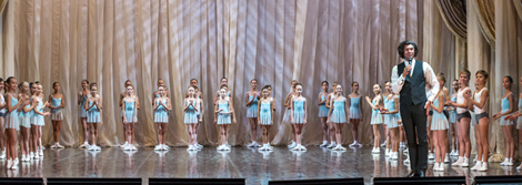 """First Debut"" Celebration in the Hermitage Theatre"