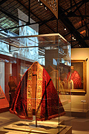 Exhibition The Style of the Tsar. Italian Textiles in Russia in the 13th-18th centuries in Prato Textile Museum, Italy