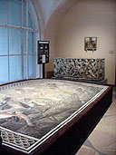 The Inauguration of the Restored Antique Mosaic Hylas and the Nymphs and of the Renovated Exhibition Decorative Art of Ancient Rome in the 1st to 3rd Centuries A.D.