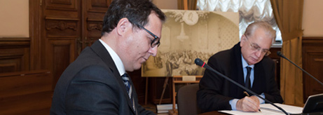 Collaboration Agreement signed