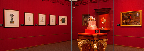Opening Of The Carl Fabergé Memorial Rooms