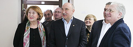 Mikhail Piotrovsky's Visit to Kazan Federal University